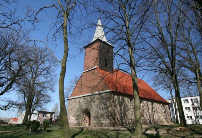 Będargowo Kościół parafialny pw św. Antoniego z Padwy