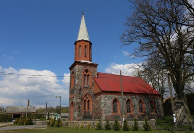 Jarosławsko Kościół filialny pw św.Kazimierza