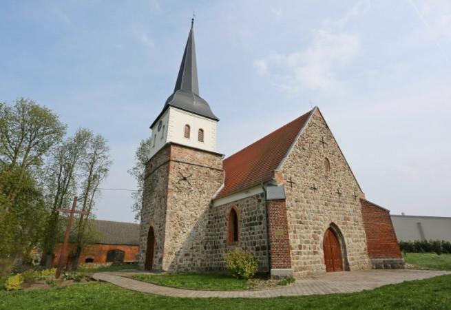 Przekolno Kościół filialny pw MB Częstochowskiej