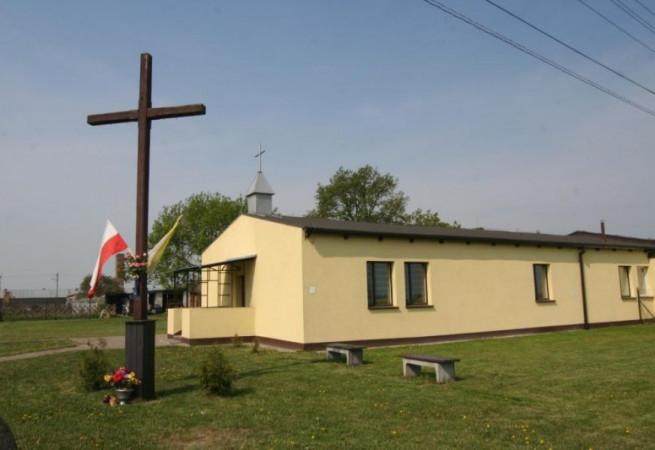 Sobiemyśl Kaplica pw Miłosierdzia Bożego