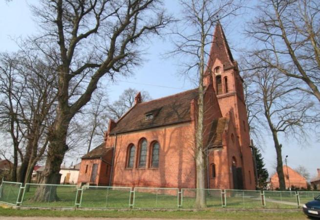 Kolsk Kościół filialny pw Matki Bożej Anielskiej