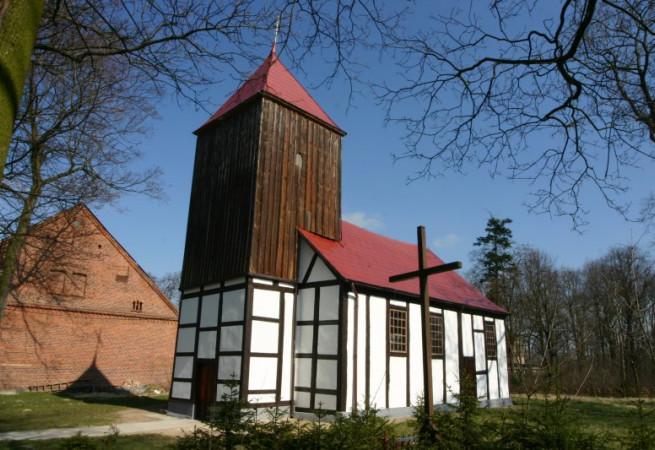 Płotno Kościół filialny pw św Józefa