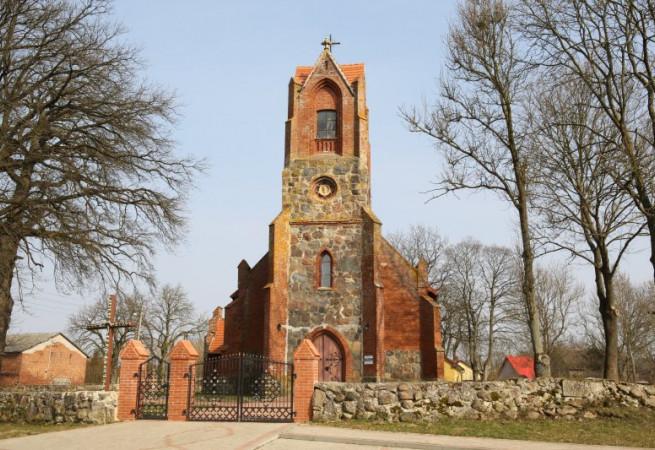Bielikowo Kościół filialny pw Chrystusa Króla