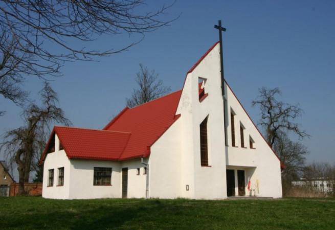 Dargosław Kościół filialny pw NMP Królowej Polski