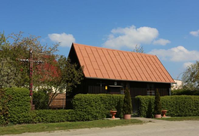 Myśliborki Kościół filialny pw św.Brata Alberta Chmielowskiego