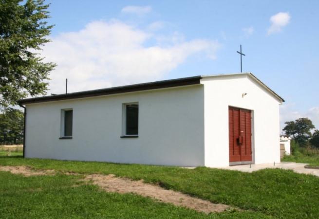 Krzowiec Kościół filialny pw Miłosierdzia Bożego
