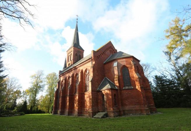 Benice Kościół parafialny pw Macierzyństwa NMP