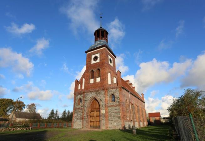 Chomino Kościół filialny