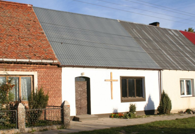 Krasne Kaplica pw MB Częstochowskiej