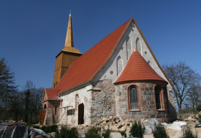 Barnimie Kościół parafialny pw Najśw. Serca Pana Jezusa