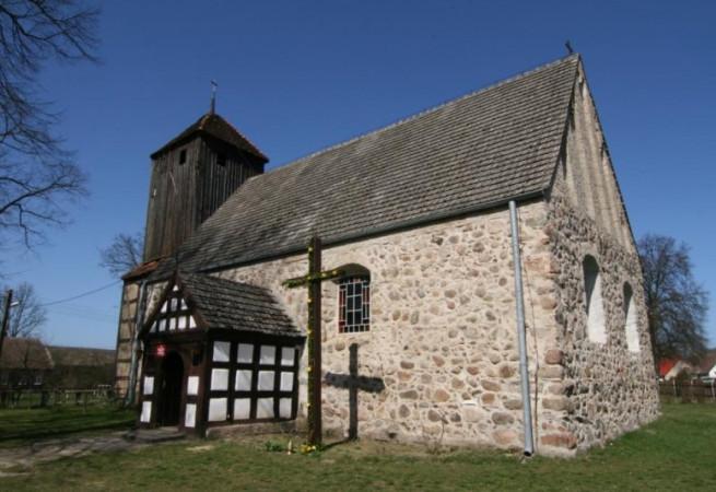Dominikowo Kościół filialny pw Wniebowzięcia NMP