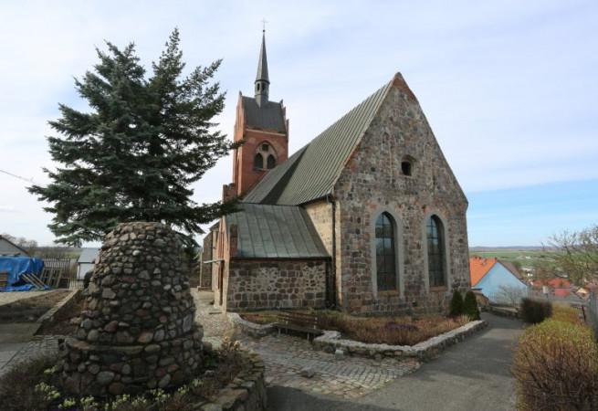 Cedynia Kościół parafialny pw Narodzenia NMP