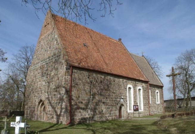 Golice Kościół filialny pw św.Jakuba