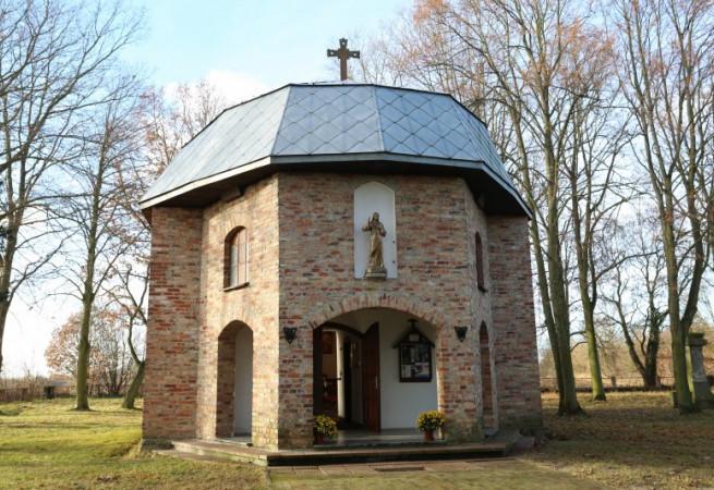 Czaplin Wielki Kościół filialny pw Miłosierdzia Bożego