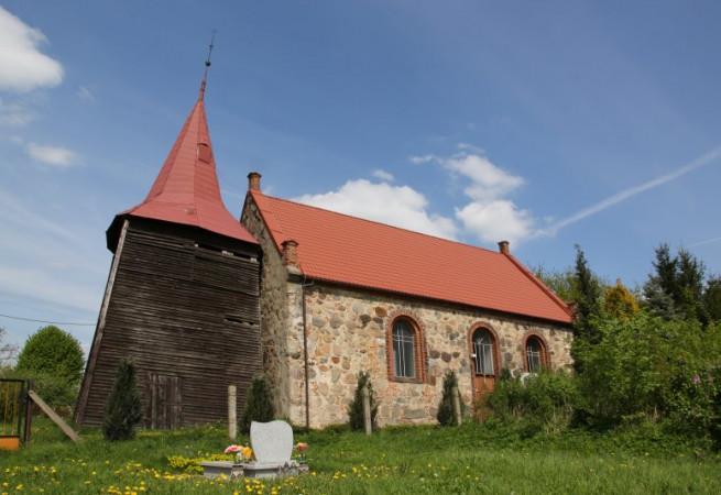 Bobrowniki Kościół filialny pw Narodzenia NMP