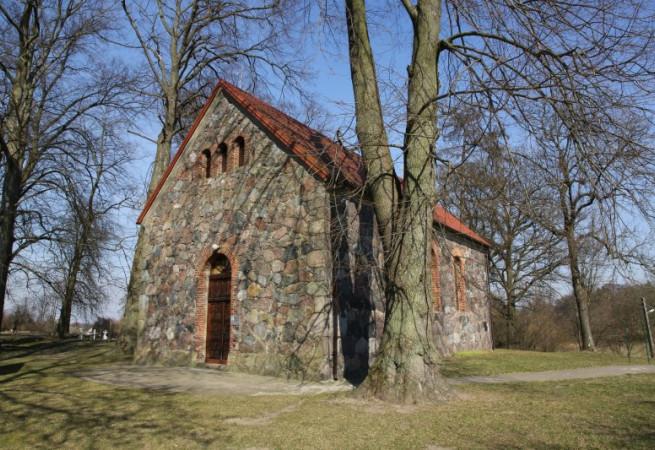 Wieleń Pomorski Kościół filialny pw MB Królowej Polski