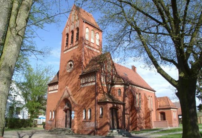 Chojna Kościół parafialny pw Najśw. Serca Pana Jezusa