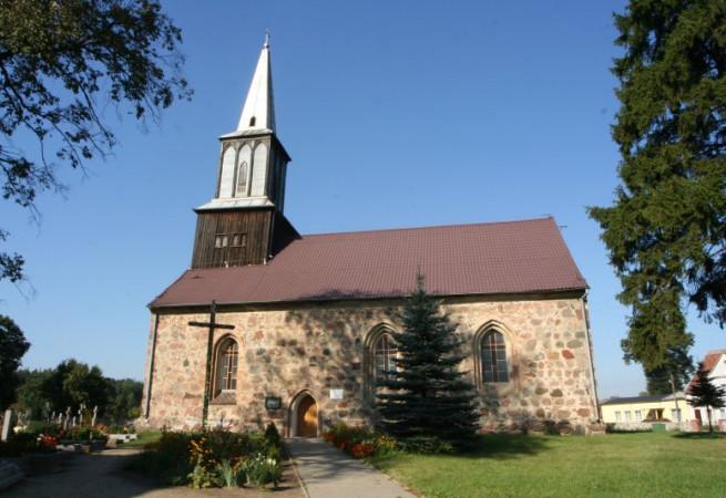 Borzym Kościół filialny pw MB Królowej Polski