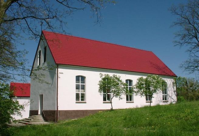 Lubiechów Dolny Kościół filialny pw MB Różańcowej