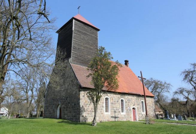 Orzechów Kościół filialny pw św.Jana Chrzciciela