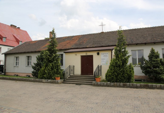 Chojna Kościół parafialny pw NMP Matki Kościoła