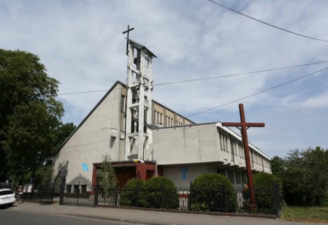 Dębno Kościół parafialny pw Matki Bozej Fatimskiej