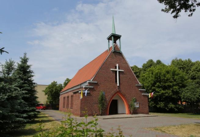 Dębno Kościół filialny pw św. Antoniego