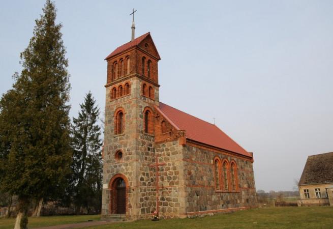 Godowo Kościół filialny pw Podwyższenia Krzyża Świętego