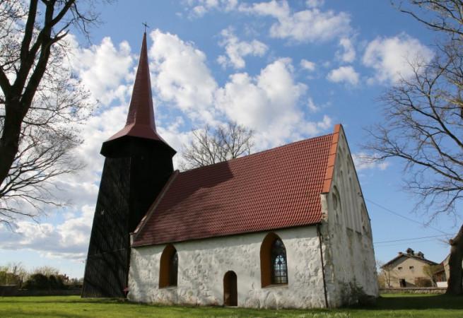 Wyszomierz Kościół filialny pw Chrystusa Króla