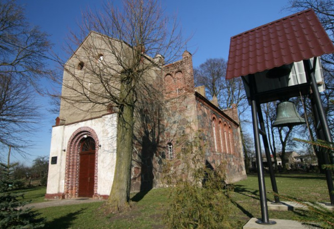 Tucze Kościół filialny pw św. Teresy od Dzieciątka Jezus