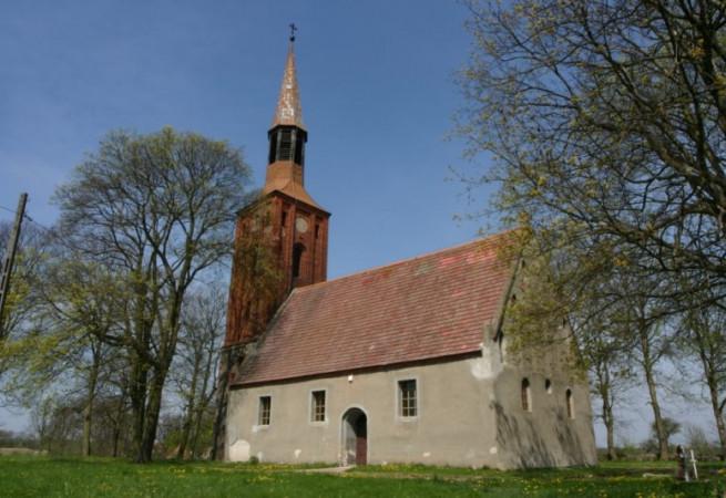 Odargowo Kościół filialny pw Przemienienia Pańskiego