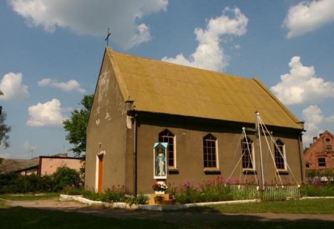 Święciechów Kościół filialny pw Matki Bożej Częstochowskiej