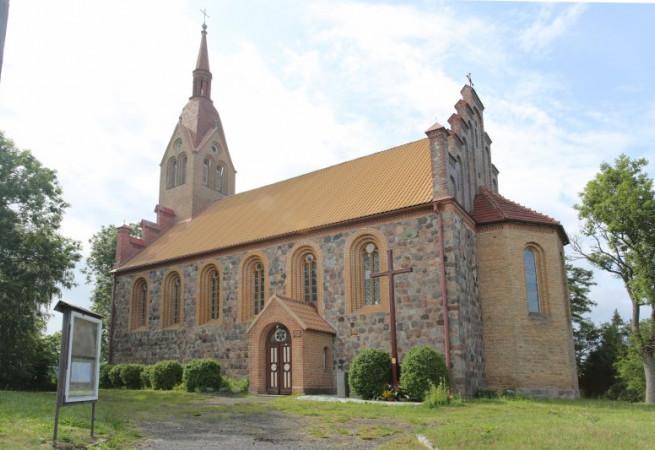 Jelenin Kościół filialny pw MB Szkaplerznej