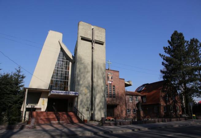 Goleniów Kościół parafialny pw św. Jerzego