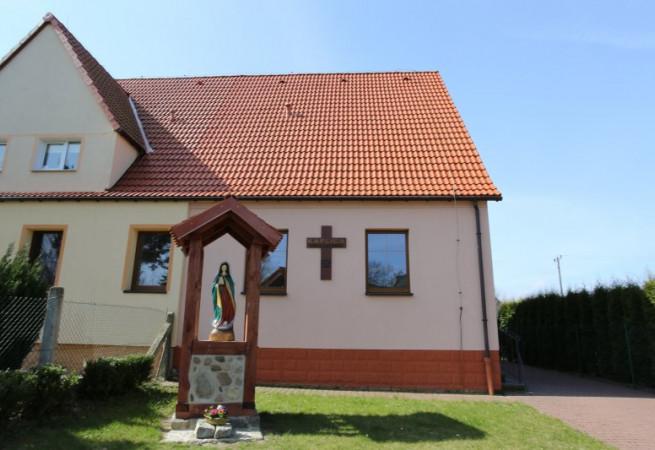 Siemidarżno Kaplica pw Wniebowzięcia NMP