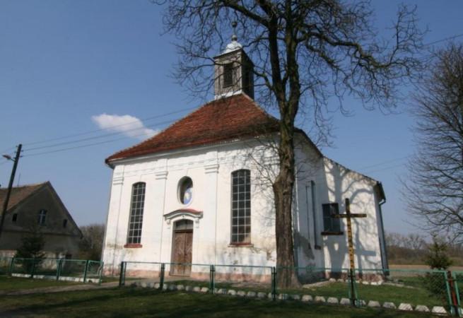 Dobropole Kościół filialny pw MB Różańcowej