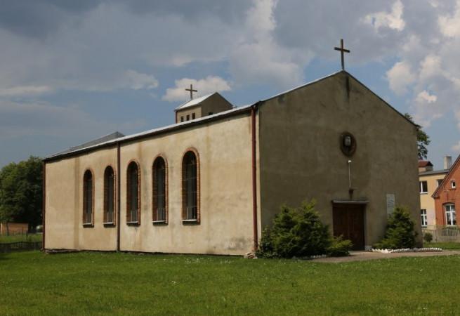 Prusinowo Kościół filialny pw MB Królowej Różańca Świętego