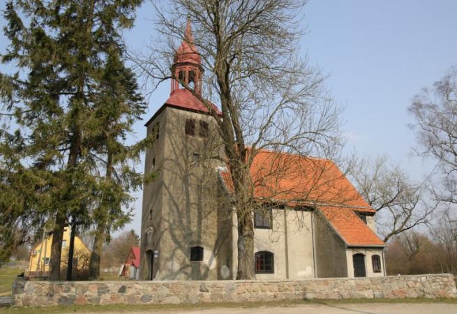 Łopianów Kościół filialny pw Niepokalanego Serca Maryi