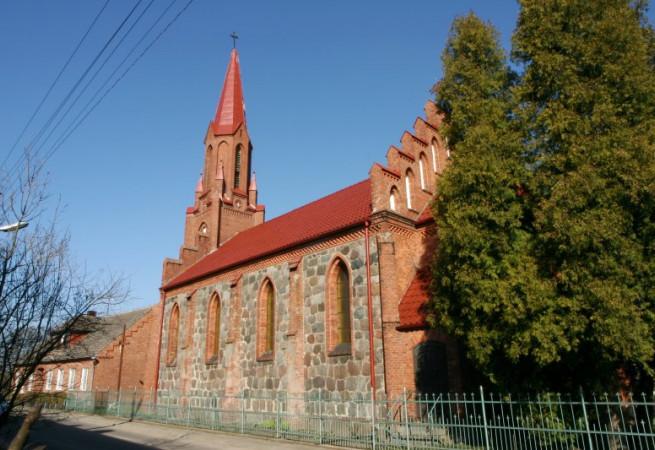 Stawno Kościół filialny pw Opieki św.Józefa