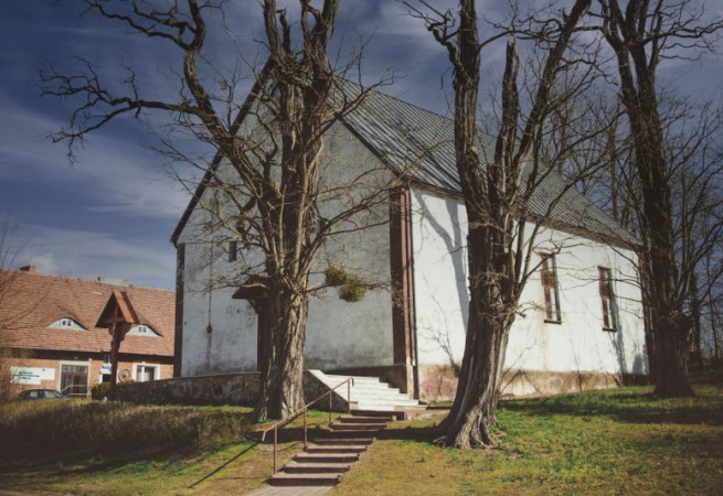Gajewo Kościół filialny pw św. Jana Bosko