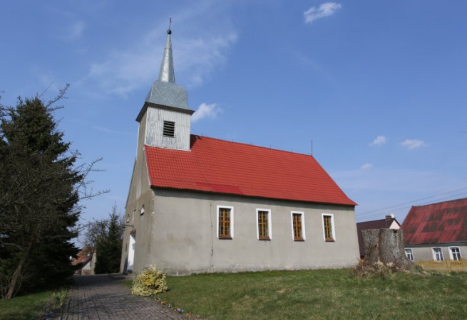 Ciemnik Kościół filialny pw św.Wojciecha BM i św. Huberta