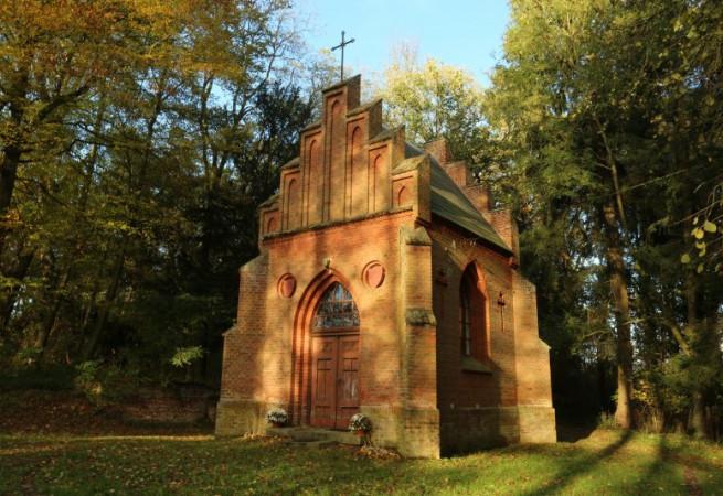 Szumiąca Kościół filialny pw św.Maksymiliana Marii Kolbego
