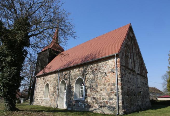 Bagna Kościół filialny pw św.Apostołów Piotra i Pawła