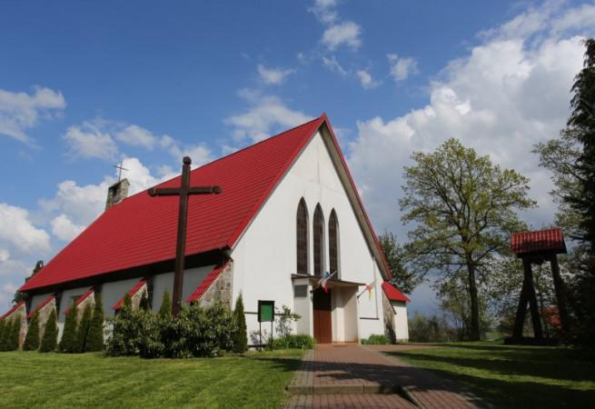 Dębice Kościół filialny pw Świętej Rodziny