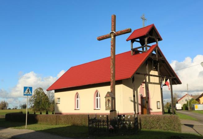 Kretlewo Kościół filialny pw św. Brata Alberta