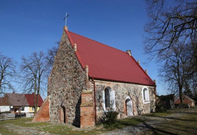 Rokity Kościół filialny pw Najświętszego Serca Pana Jezusa