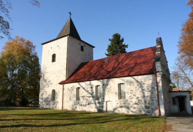 Krajnik Górny Kościół parafialny pw św. Andrzeja Boboli