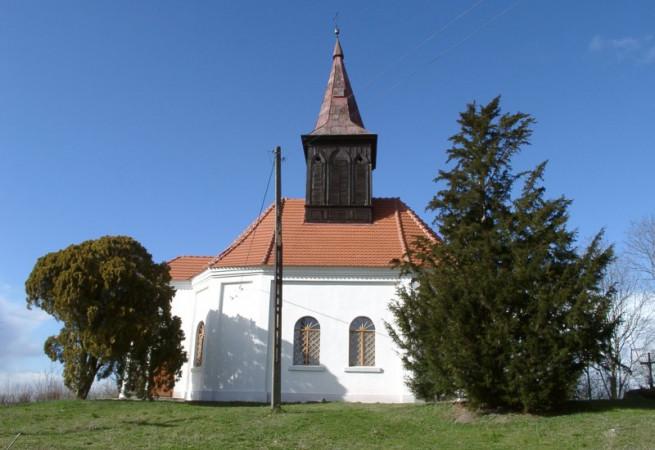 Zatoń Dolna Kościół filialny pw św.Maksymiliana Marii
