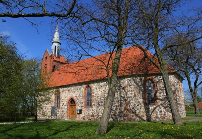 Tychowo Kościół filialny pw Podwyższenia Krzyża Świętego