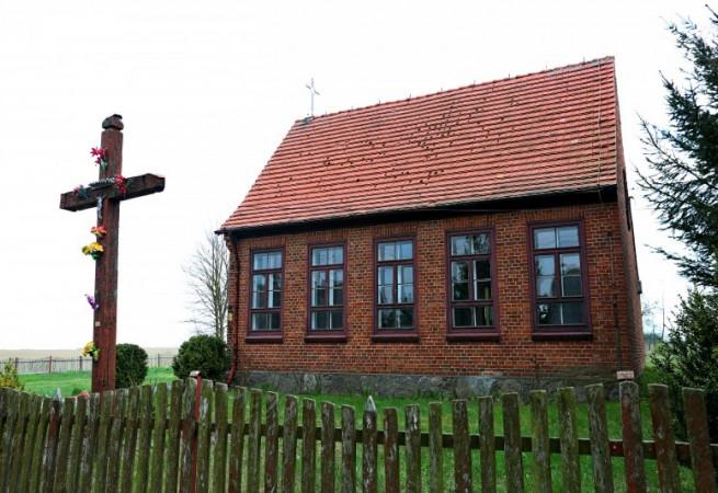 Przybysław Kościół filialny pw MB Różańcowej